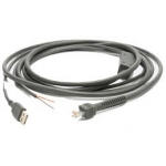 USB cable, 2,8m, straight