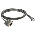 Cable RS232 Nixdorf 7 ft, straight, rev. B