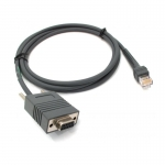 Cable RS232 Fujitsu 7 ft, straight