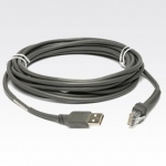 Zebra connection cable, USB Power Plus