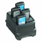 Zebra battery charging station, 4 slot