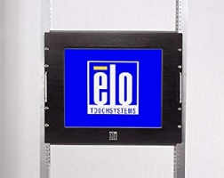 Elo stainless steel bezel, black