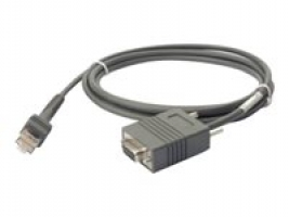 Zebra connection cable, RS232